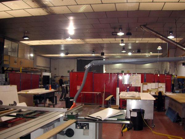 Electricidad 2001 sl for Empleo molins de rei